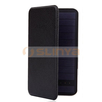 3W Dual Solar Panel External Battery 10000mah 5V 2A USB Power Bank Charger Pack 20000mah solar power bank dual usb powerbank waterproof external battery portable solar battery charger charging with led light