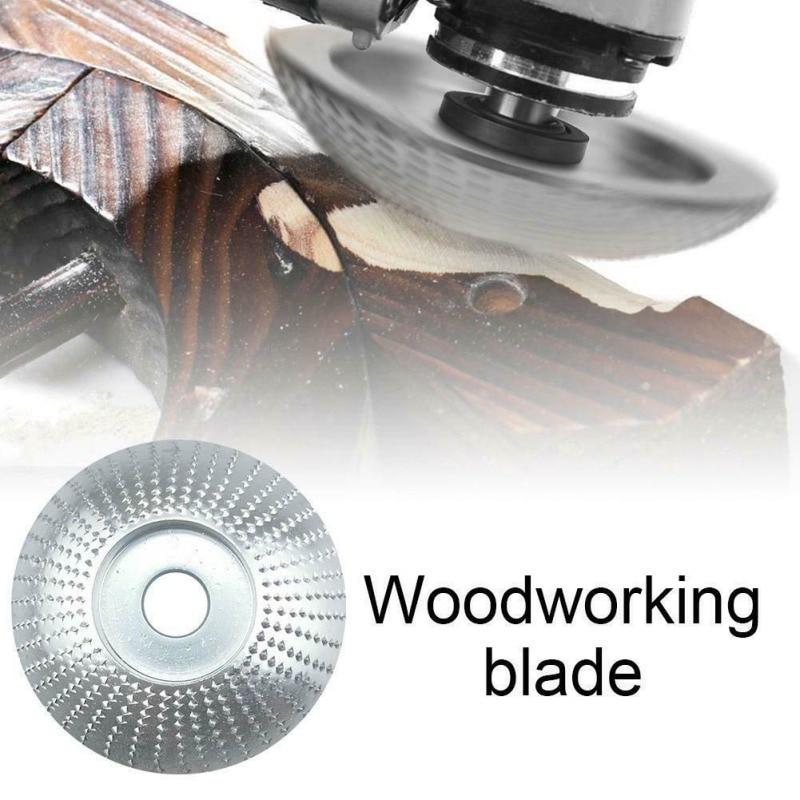 84mm Carbide Wood Sanding Carving Grinder Grinding Wheel  Home Tools Cutting Grinding Wheels