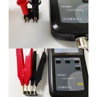 YR1035 4 Line High Precision Lithium Battery Internal Resistance Tester Detector 831F|Verificadores de bateria|   -