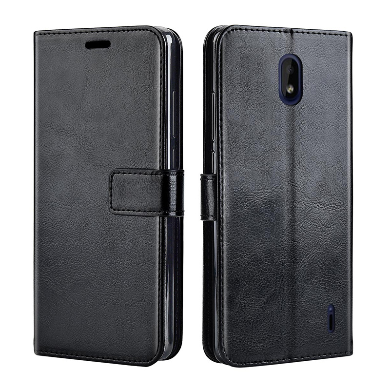 Leather case For <font><b>Nokia</b></font> <font><b>1</b></font> <font><b>Plus</b></font> Case Cover 5.45 Back Cover Phone Flip Case For <font><b>Nokia</b></font> <font><b>1</b></font> <font><b>Plus</b></font> Nokia1 1Plus Nokia1Plus <font><b>TA</b></font>-<font><b>1130</b></font> <font><b>TA</b></font>-111 image