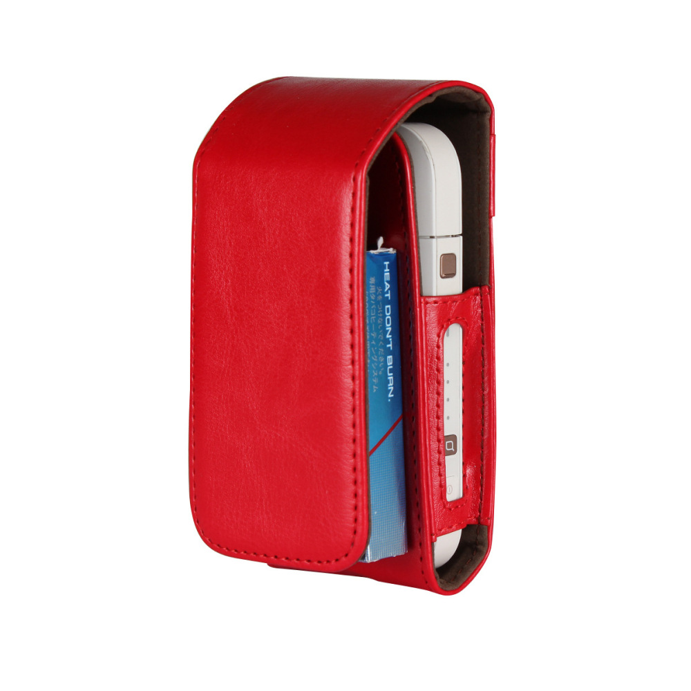 Good Case For IQOS Case For IQOS Accessories Protective Cover For IQOS Cigarettes Electronic PU Leather Cases
