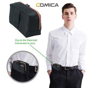 Image 4 - CoMica CVM D02 Lavalierคอนเดนเซอร์ไมโครโฟน 2.5M 4.5M 6.0MไมโครโฟนMicสำหรับSony Canon Nikon DSLRกล้องโทรศัพท์gopro Studio