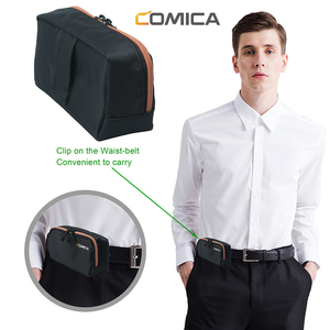 Image 4 - Конденсаторный микрофон CoMica, для камер Sony, Canon, Nikon, DSLR, Gopro Studio, 2,5/4,5/6,0 м
