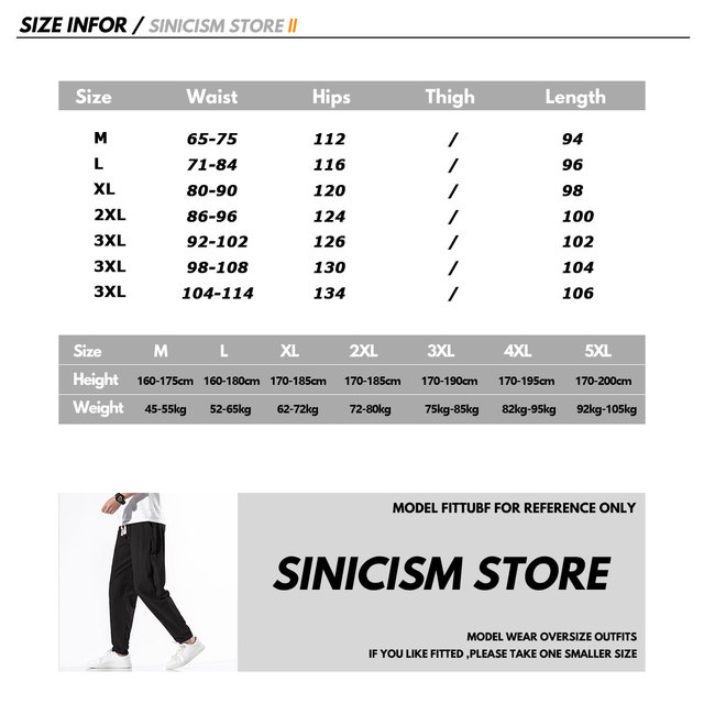Sinicism Store Solid Spring Harem Pants Men Summer Fitness Jogger Pant 2020 Male Fashion Pants Chinese Style Trousers Bottoms 33
