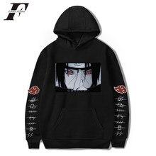 Sasuke/Kakashi Hoodies Men/womens Anime Streetwear Sweatshirt Kpop boy/girls Autumn Winter Hip Hop Tracksuit Pullover Hoodie