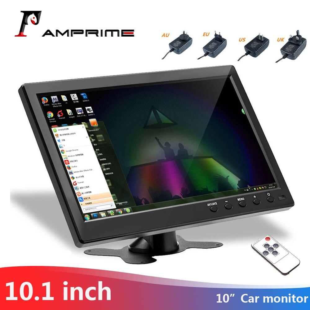 AMPrime автомобильный монитор 10,1