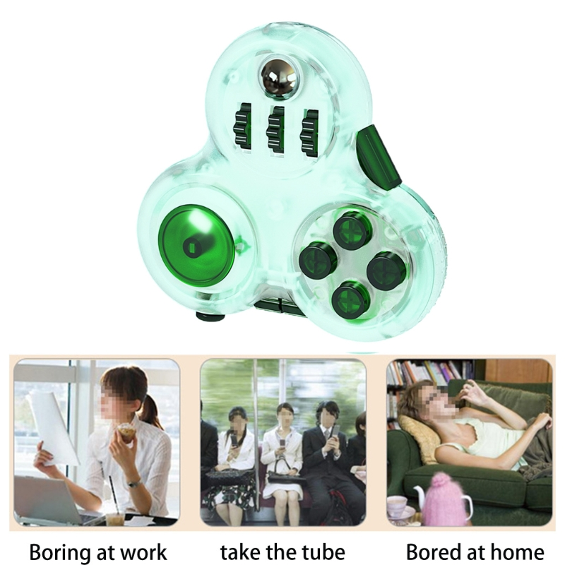 Fidget-Controller-Pad Anti-Anxiety Hand-Toy Relieve-Stress 1pc Toy-Used Cube-Premium-Quality img2