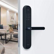 Cerradura de puerta inteligente Aqara S2 Pro 40-120mm Contraseña de huella digital inteligente cerradura de llave electrónica Mi aplicación de inicio seguridad de Control remoto