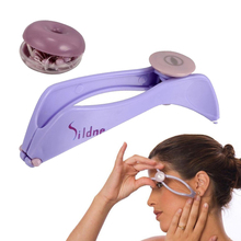 คุณภาพสูงFacial Hair Remover Depilador Facial Facial Remover Smooth Face Hair Removerกำจัดขนเครื่องกำจัดขนโกนหนวดมีดโกน