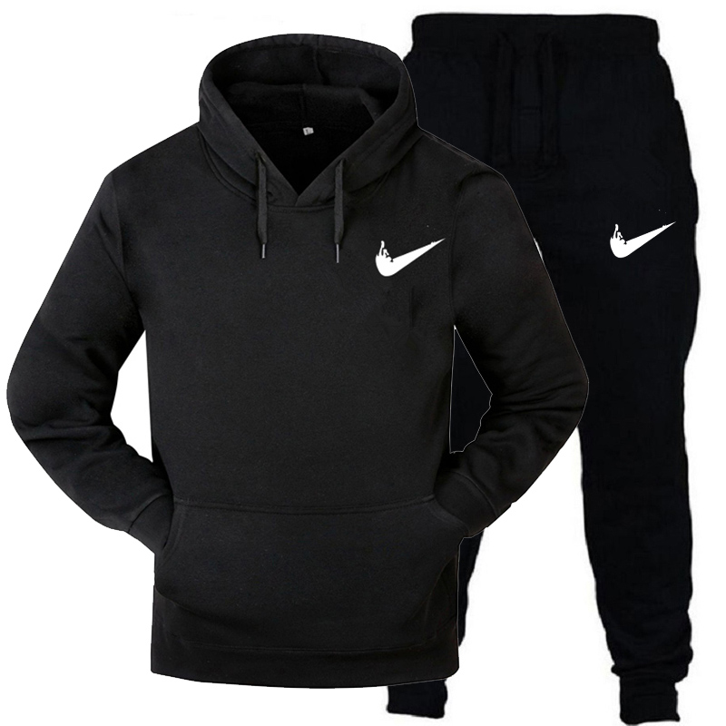 Casual Black Hip Hop Streetwear Sweatshirt Sweatshirt Skateboard Hoodie Men And Women Hoodie Jogging Trousers Men's Pullover
