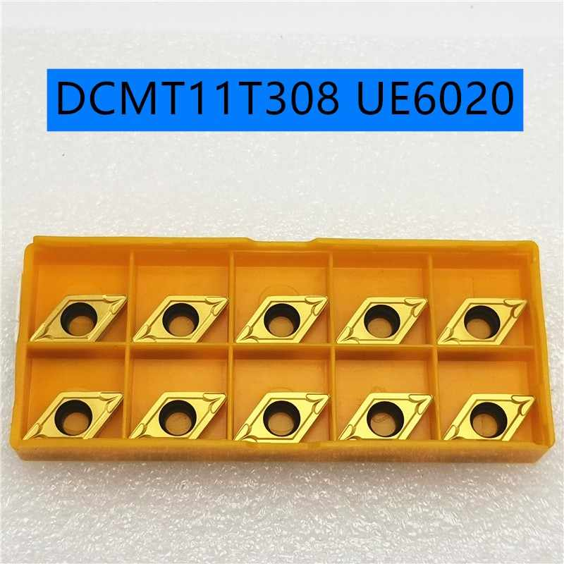 10pcs DCMT11T308 US735 Insert CNC machine tools blade  tungsten carbide