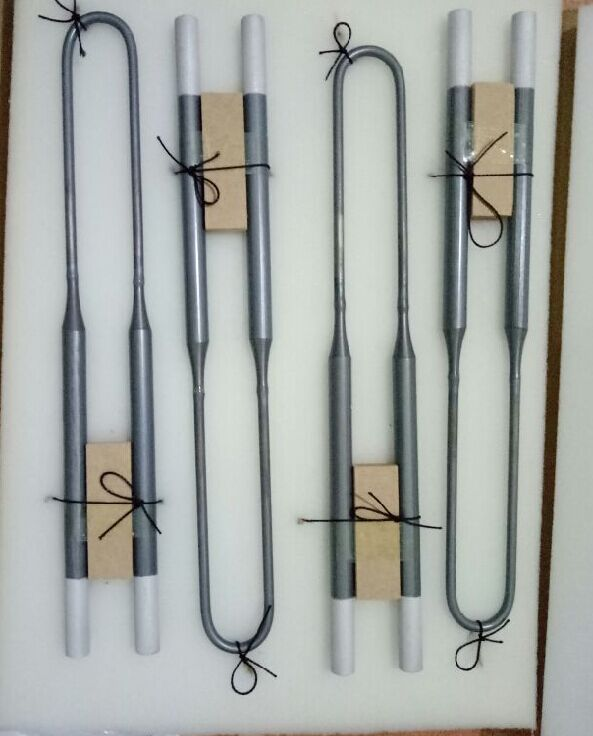 Mosi2 Zirconia Funance Heating Elements High Purity Tempreature 1800'c , SinterTray,sinter Beads,dental Zirconia Block