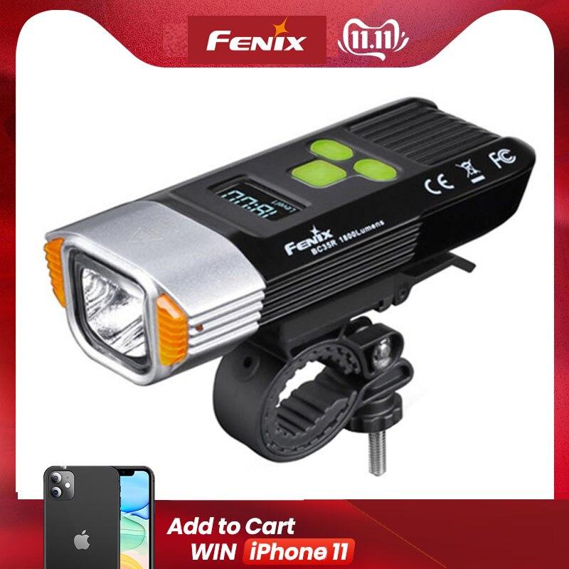 2018 Fenix BC35R 1800 Lumens Cree XHP50 blanc neutre LED USB lumière Rechargeable