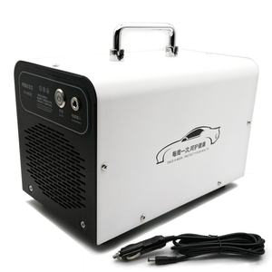 Image 1 - 2020! Effective Car Air Purifier With Ozone 3g/hr and Anion 20million/cm3 Decompose HCHO Air Sterilizer