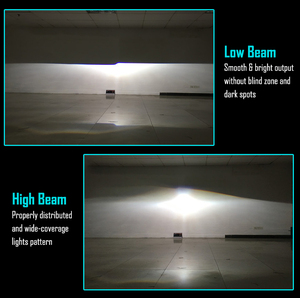 Image 5 - רכב סטיילינג 3.0 אינץ Q5 H7 Bi קסנון מקרן עדשת H7 HID קסנון/הלוגן/LED פנס LHD עבור פנס כוונון Retrofit