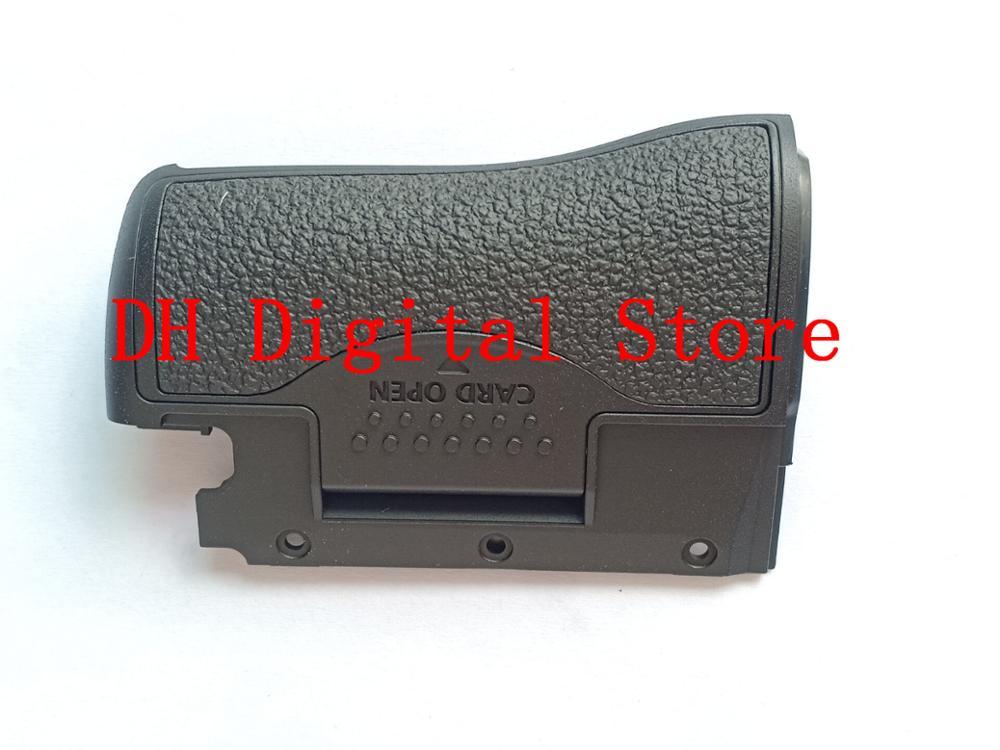 Tüketici Elektroniği'ten Lens Parçaları'de Yeni orijinal Canon 7D mark II 7D2 7D 2 CF SD hafıza kartı kapağı kapı kapak onarım bölümü title=
