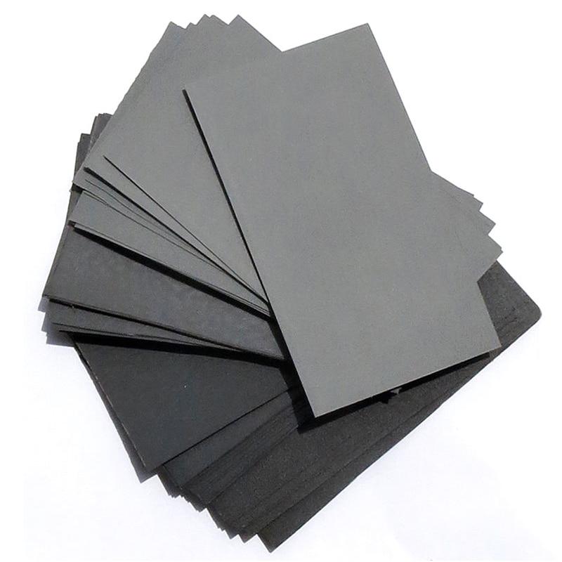 70pcs Sandpaper Sandpaper 3\\\\\\\