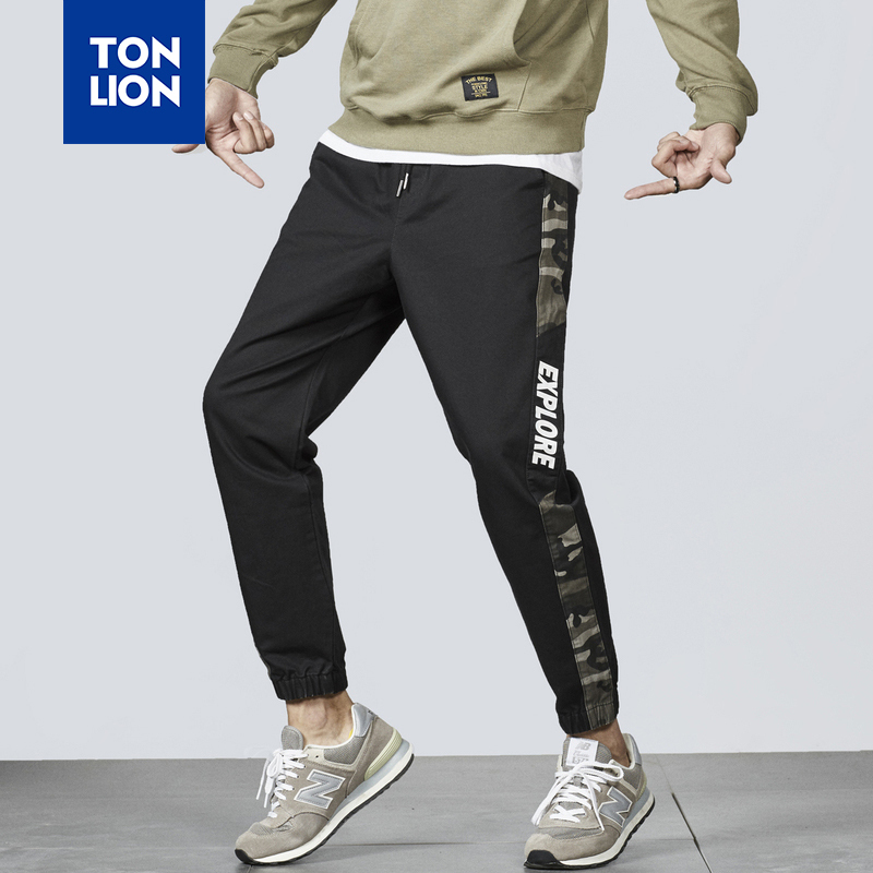 TONLION Brand Mens Casual Trousers