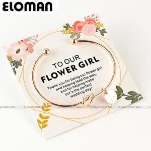 A ~ Z свадебный цветок девушка подарок Модное Имя ювелирные изделия начальный сплав буквы Шарм Браслеты для свадьбы цветок девушка пользу ук...