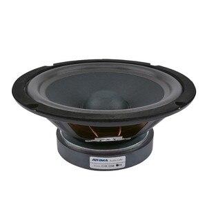 AIYIMA 8-дюймовый низкочастотный бас-динамик с драйвером s, аудио звуковой динамик, низкочастотный динамик 8 Ом, 300 Вт, 35 ядер, 120 магнитных громки...