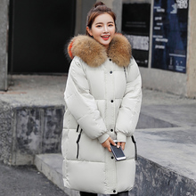 Меховые парки, женский пуховик, новинка, красивая зимняя куртка для женщин, толстая зимняя одежда, зимнее пальто, женская одежда, женские куртки