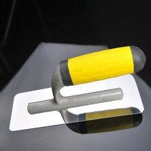 Профессиональное производство Высококачественная двухцветная шпатель из нержавеющей стали xiang su bing