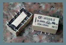 HFD3 3-S(257)/4.5-S/5-S/12-S/24-S/24-S1 TX2-3-24V-