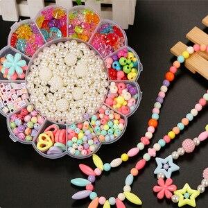 Handmade Beaded Kids DIY Toy M