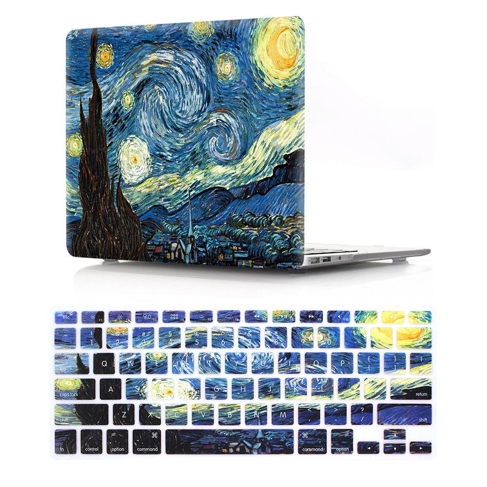 HD Pattern Hard Case for MacBook 54