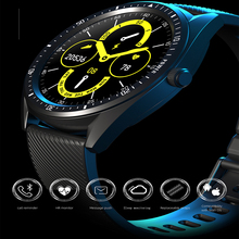 KW33 montre intelligente hommes IP68 étanche 460mAh longue veille Fitness Tracker moniteur de fréquence cardiaque pression artérielle Sport Smartwatch