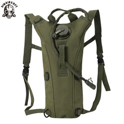 SINAIRSOFT 3L Tactical Hydration Backpack Molle Military Outdoor Camping Hiking Nylon Camel Water Bladder Bag LY0030
