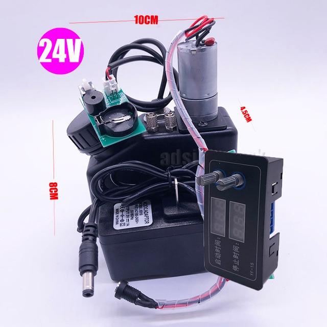 1.5L UV CISS System Continuous 1 Liter Ink Supply System Stirring Motor 24V for Mutoh Roland Mimaki Alarm Bulk Ink System 6