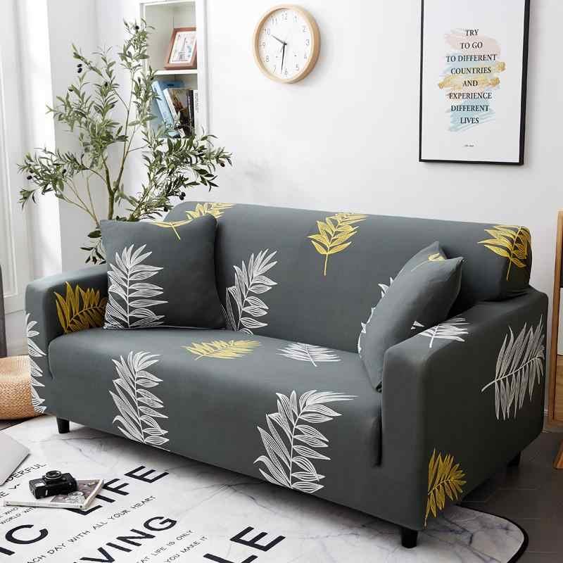 55 أريكة يغطي غطاء الحديثة مرونة الاريكة البوليستر حامي أثاث منشفة البوليستر الحب مقعد الأريكة