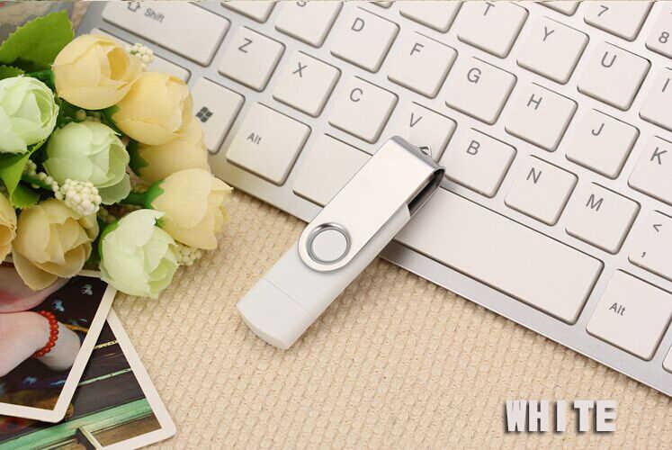 Clé USB OTG 128 go 64 go 32 go lecteur stylo 8 go 16 go clé USB 2.0 clé USB clé USB pour Smartphone Android