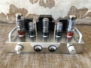 Image 1 - 스파르타 X1 진공관 파워 앰프 HiFi 6H9C + EL34 + 5U4CTube 앰프 키트 DIY New