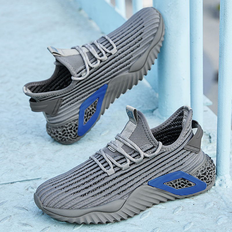 CAMEL Outdoor Jogging Walking Breathable Runing Light-wight Lace-up Men Sports Shoes Fashion High Quality  Sunmmer Footwear