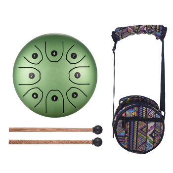 Steel Tongue Drum Kit
