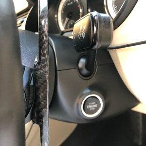 Image 4 - Extension de palette de volant en carbone, pour Volkswagen VW GOLF 7 Golf7 manettes de vitesse GTI R MK7 MK7.5 R Scirocco, 2015