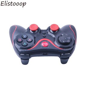Image 4 - Bluetooth Gamepad  Wireless Joystick Gaming Controller for Gen Game For Mobile Phone Tablet TV Box CF