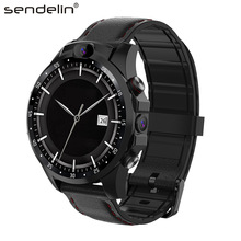 Smartwatch men 4G call wear watch SIM card GPS HD camera Android smart watch for Huawei xiaomi phone