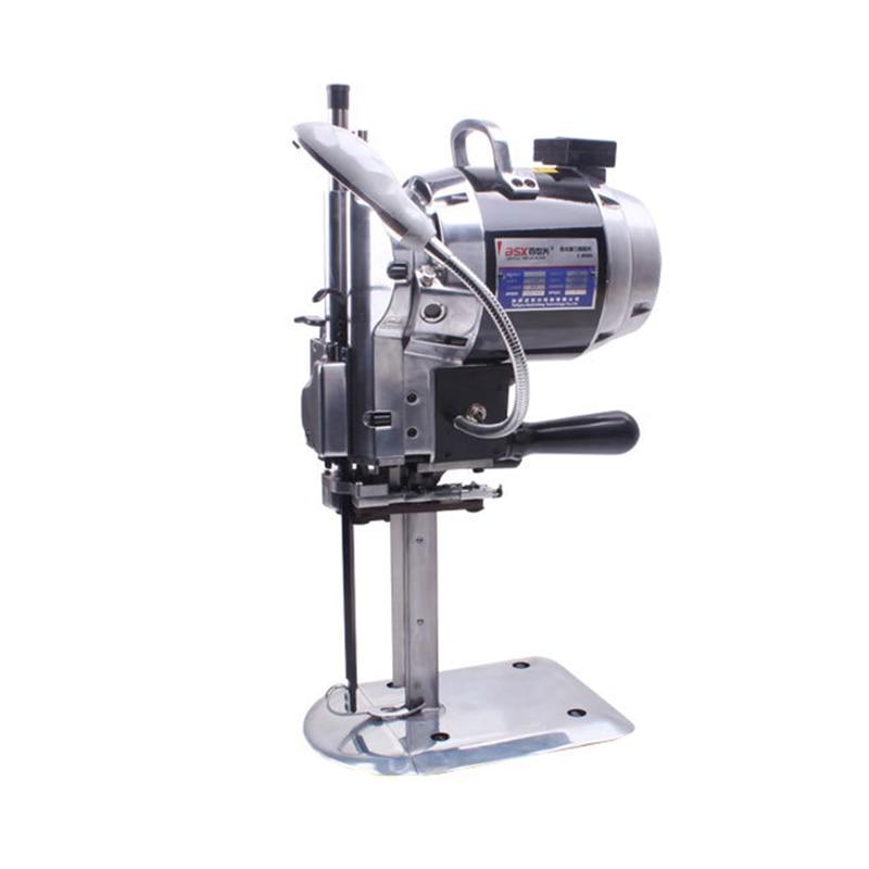 Vertical Straight Knife Electric Cloth Cutting Machine Cutting Cloth Cutting Machine Leather Electric Scissors Automatic Sharpen