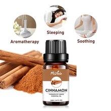Mishiu Cinnamon Essential Oil For Aromatherapy Tea Tree Oran
