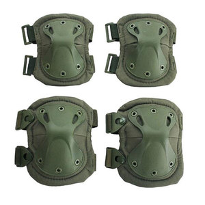 Image 4 - Military Tactical Knee Pads US Army Airsoft Paintball Hunting Protection Elbow Pads War Game Protector Knee Pads