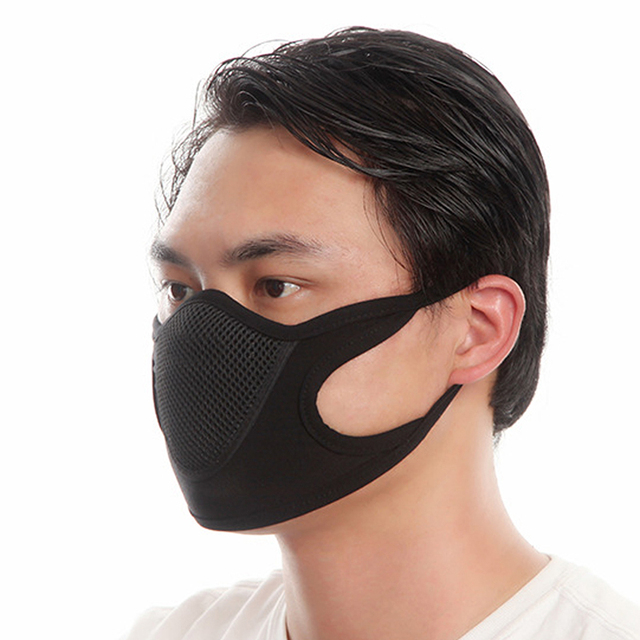 Anti Pollution PM2.5 Mask Washable Reusable Muffle Multi-purpose Face Mouth Mask Flu Dust Exhaust Filter Respirator Masks 2