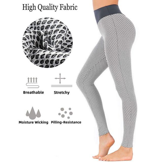Dropshipping. Exclusivo. Pantalones de Yoga de las mujeres sin fisuras deporte mallas deportivas para mujer medias realzadoras mujer Leggings 6