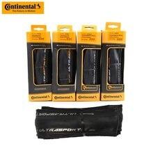 Continental – pneu de vélo de route pliable Ultra Sport 2, pneu à adhérence Pure, vélo de course, 700x23c 25c, Grand Sport II
