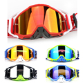 Cool 100 Motorcycle Goggles Outdoor Cycling MX ATV Motocross Helmet Glasses Ski Off-road Racing Riding Goggles Dirt Bike Gear