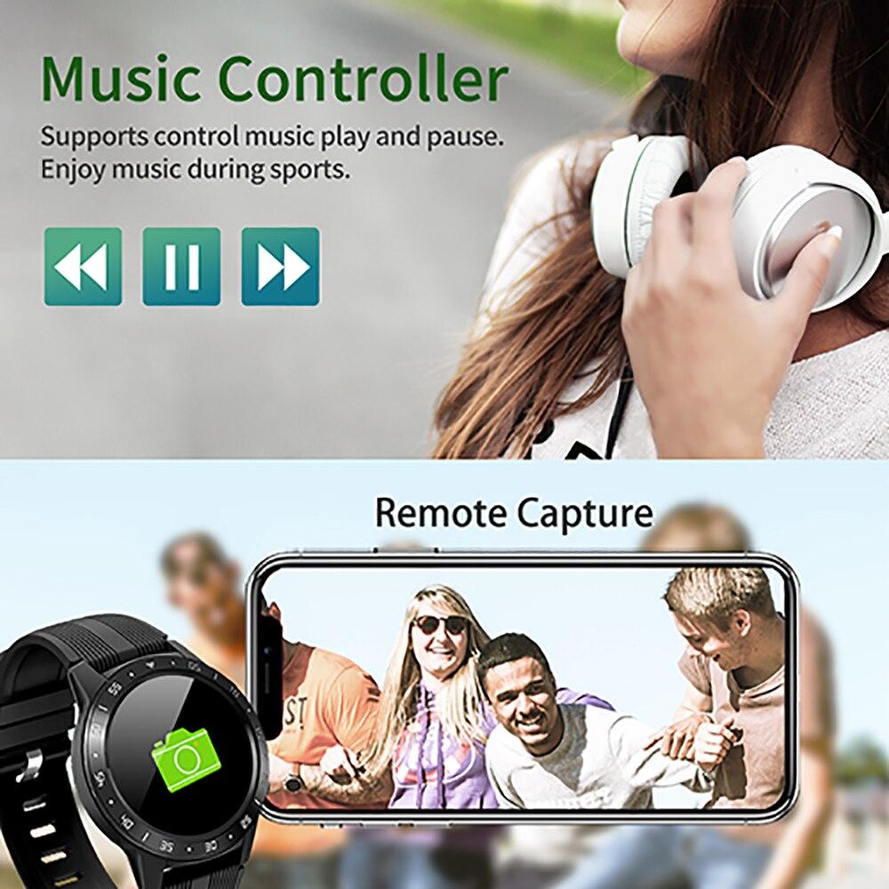 H52dabb76fa7f425c9a5cca02ce284c52d GPS Smartwatch Men With SIM Card Fitness Compass Barometer Altitude M5 Mi Smart Watch Men Women 2021 for Android Xiaomi