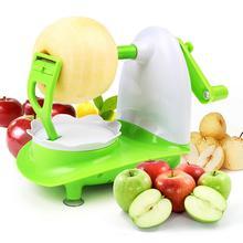 Fruit Apple Peeler Corer Slicer Slinky Machine Vegetable Tools  Peeling Multifunction Manual Cutting Kitchen Accessories