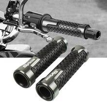 Motorcycle Accessories  7/8 22mm Handle Bar Grip Cnc Aluminum For SUZUKI SV650 sv650 s rgv250 rf600r cnc